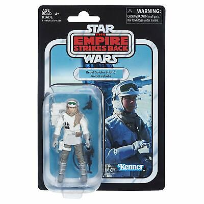 Star Wars The Vintage Collection Hoth Rebel Soldier Action Figure NEW