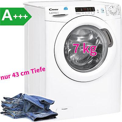 Candy A+++ 7 kg Wasch Maschine Automat, Display, NFC Smart-Touch, Frontlader NEU