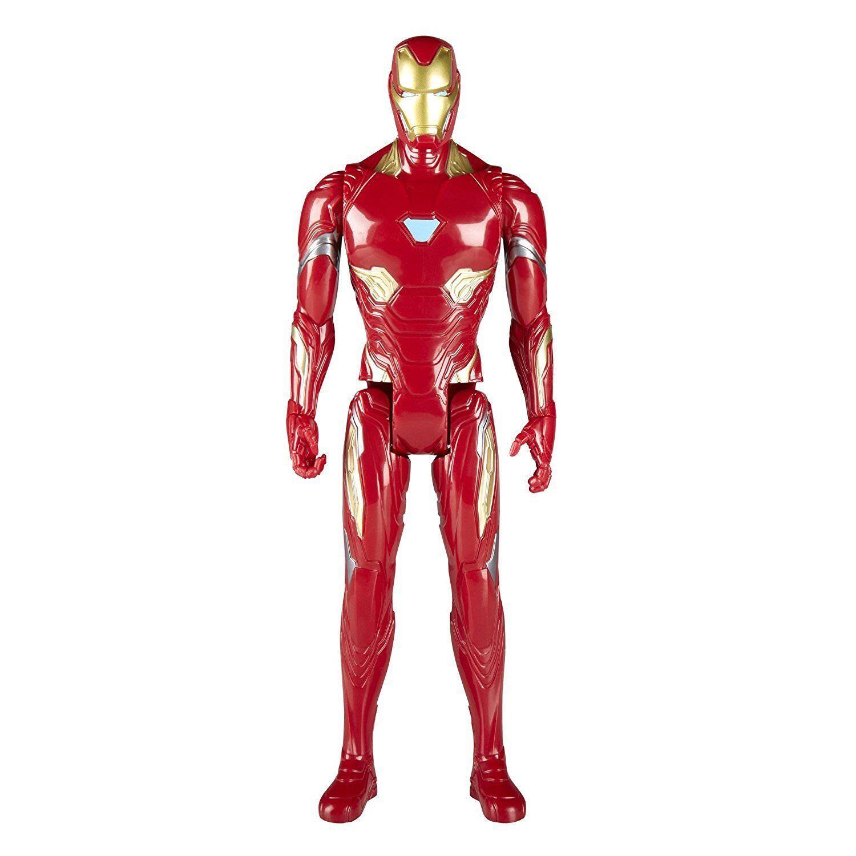 Marvel Avengers Infinity War 12 Inch Action Figure Iron Man TITAN ...