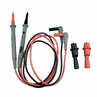 Cables multimetro con pinzas cocodrilo