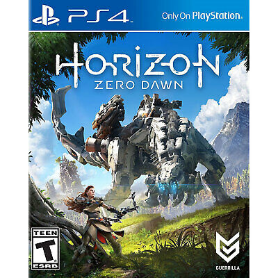 Horizon: Zero Dawn PS4 [Factory Refurbished]
