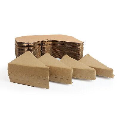 Milcoast Adjustable Cardboard Frame Corner Guard Protectors - Fits 0.5 to 1.75