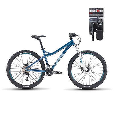 290d7de91e8 Diamondback 2018 Lux 2 Mountain Bike SM/15 Blue + Ready 2 Ride Bike Tool Kit