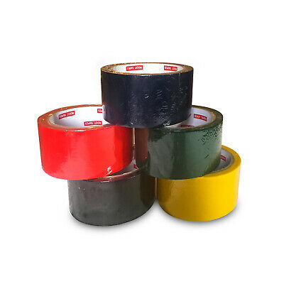 5 Pack Multi Color Duct Tape 10 Yds X 2 Rolls For Craft Diys Free Shipping