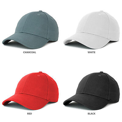 Made In USA Structured Firm Crown 100% Cotton Chino Twill Baseball Cap(FREESHIP) Cotton Chino Twill Cap