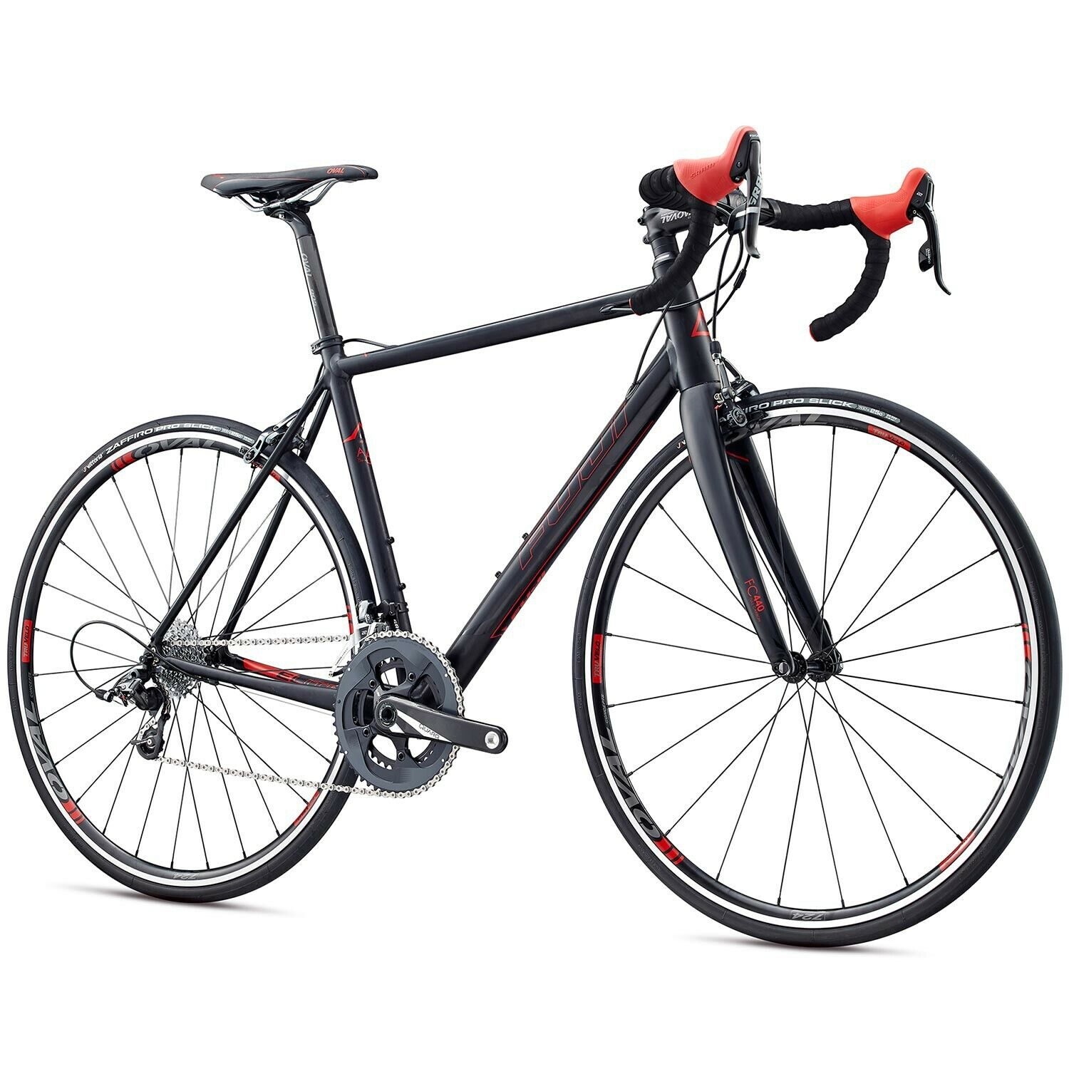 Rennrad 700c Fuji Roubaix Elite Road Bike