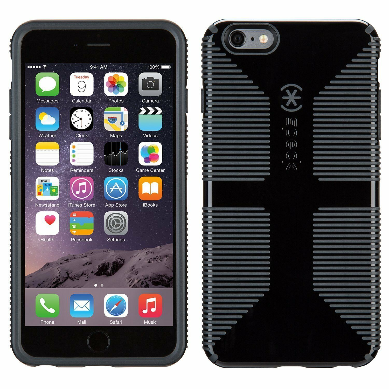 Speck - Candyshell Grip Case For Apple® Iphone® 6 Pl