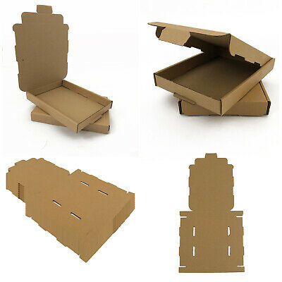 100 x C6 ROYAL MAIL LARGE LETTER CARDBOARD PIP BOX SHIPPING MAIL POSTAL