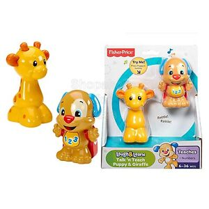 SFK-Fisher-Price-Laugh-and-Learn-Talk-039-n-Teach-Puppy-and-Giraffe-kids-toy