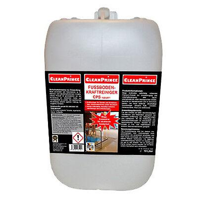 da 10 litri PULITORI PISCINA COPERTA Detergente sanitario BASE SAUER