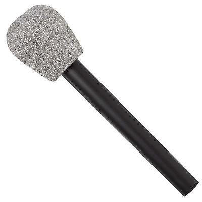 Kinder Erwachsene Promi Pop Star Musik Glitzer Mikrofon - Glitzer Mikrofon