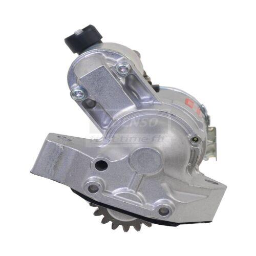 Starter Motor Fits 2007-2008 Acura TL DENSO