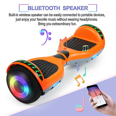 "6.5""Electric Hoverboard Scooter Smart Self Balancing LED UL2722 CE Whitout BAG"