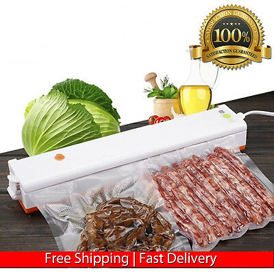 COMMERCIAL VACUUM SEALER MACHINE SEAL A MEAL FOOD SAVER FOODSAVER SEALING SYSTEM