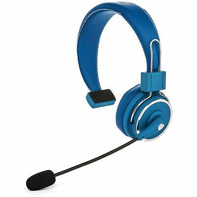 Blue Tiger Elite Premium Wireless Bluetooth Headset – Blue ()