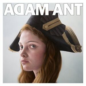 ADAM ANT Is The Blueblack Hussar In Marrying ... Double Vinyl LP NEW & SEALED