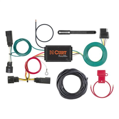 custom wiring harness kits trailer connector kit custom wiring harness 56363 fits 17 19 buick  custom wiring harness 56363 fits
