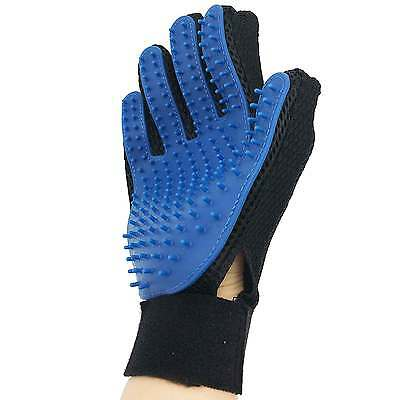 Купить Whizzohead - Pet Grooming Gloves Brush Dog Cat Hair Remover Mitt Massage Deshedding 1 Pair