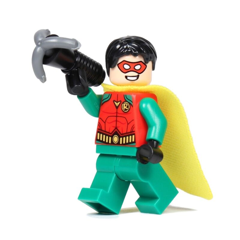 NEW LEGO ROBIN FROM SET 10753 SUPER HEROES JUNIORS SH514