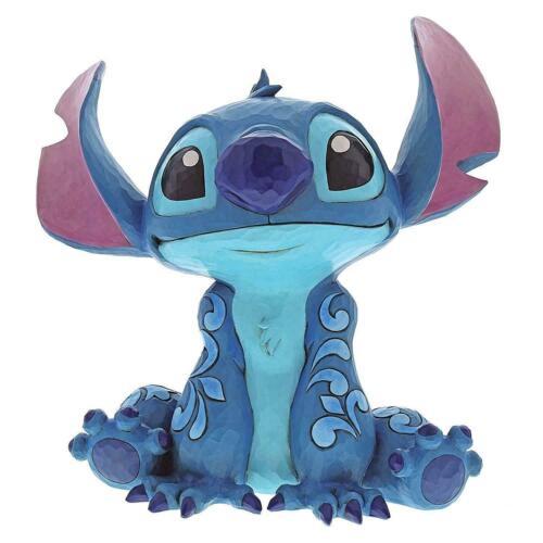 Jim Shore Disney Traditions Big STITCH BIG TROUBLE Lilo & Stitch 6000971 BNIB
