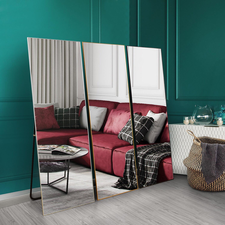 Vlush Full Length Dressing Mirror Floor Mirror Wall Mirror w