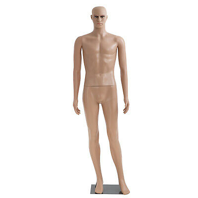Mannequin Dress Form Sewing Dress Model Full Body Male Adjustable Manikin 73