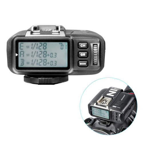 Neewer N1T-C E-TTL 32 Channels Wireless Flash Trigger Transmitter For Canon