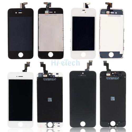 LCD Display Touch Screen Digitizer Replacement for iPhone 4 4S 5 5S 5C
