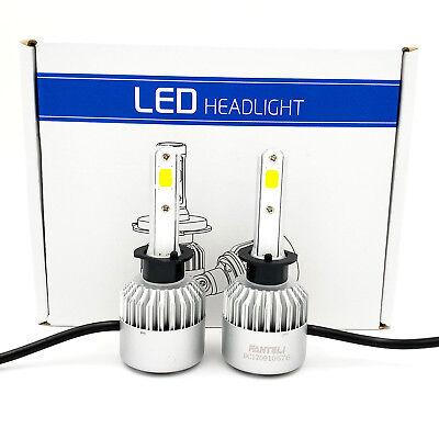 H1 6000K Pure White Lamp Bulbs Car 980W 147000LM CREE LED Conversion Headlight