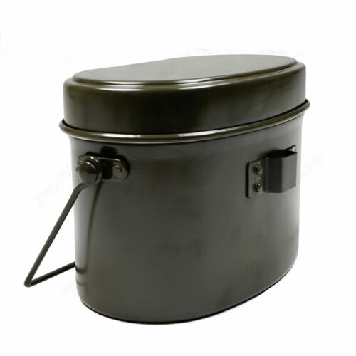 WWII Japanese Army Field Mess Tin Mess Kits Aluminum