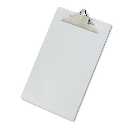 Saunders Aluminum Clipboard Whigh-capacity Clip 1 Clip Cap 8 12 X 14 Sheets