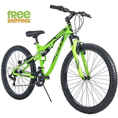 e1b5b00cb29 Huffy Mountain Bike Green 27.5