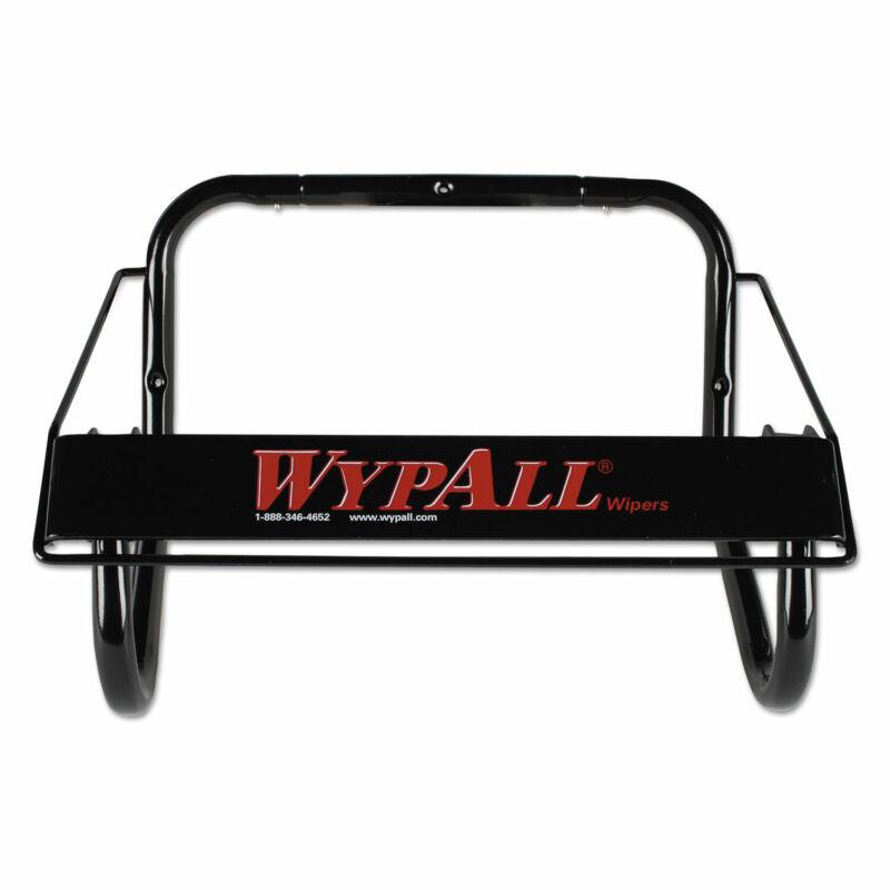 WypAll Jumbo Roll Dispenser, 16 4/5w x 8 4/5d x 10 4/5h, Black