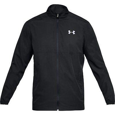 Herren Woven Zip (Under Armour Men's Sportstyle Woven Full Zip Training Jacket)