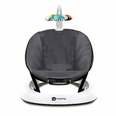 4moms, bounceRoo, Bouncer Seat, Dark Grey Classic (NEW IN RETAIL BOX) 2000525