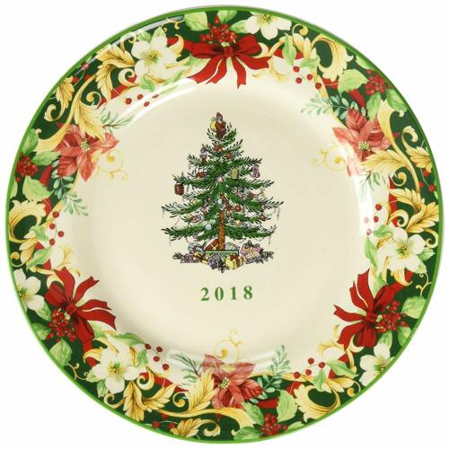 Spode 2018 Annual Christmas Tree Collector