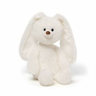 "Gund Easter Floppy Bunny 13"" Plush Stuffed Animal New with Tags"