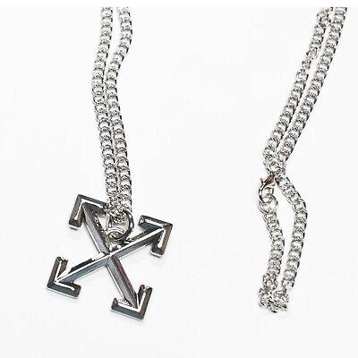 COOLSTEELANDBEYOND Men Women Steel Black Silver Crescent Moon Sun Star Universe Celestial Circle Medal Pendant Necklace