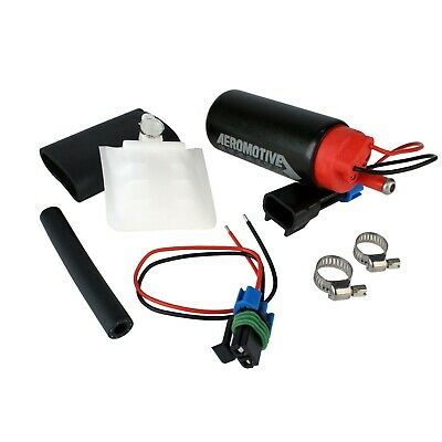 Aeromotive 11542 Stealth In-Tank Electric Fuel Pump E85 Offset Inlet 340 LPH