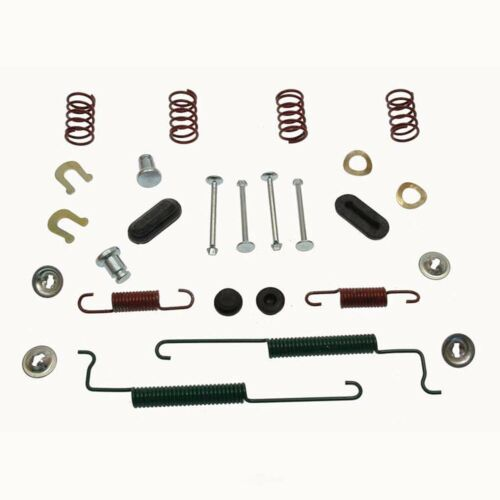 Rear Carlson H7264 Drum Brake Hardware Kit