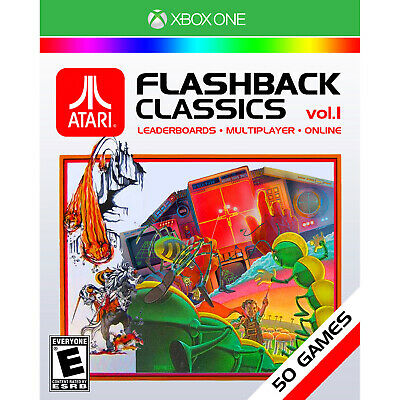 Atari Flashback Classics: Vol. 1 Xbox One [Factory (Atari Flashback Classics Volume 1 Xbox One)