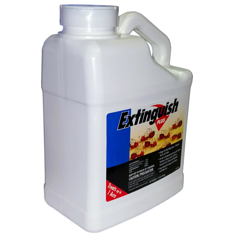 Extinguish Plus Fire Ant Bait 1.5 lbs