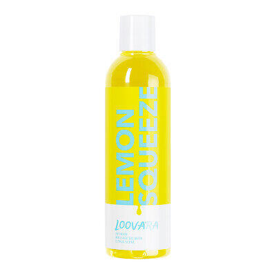 250ml Massageöl Lemon Citrus Partnermassage Erotik Duftöl Tantra Yoga Massage Öl