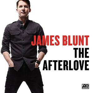 JAMES BLUNT THE AFTERLOVE CD - NEW RELEASE MARCH 2017