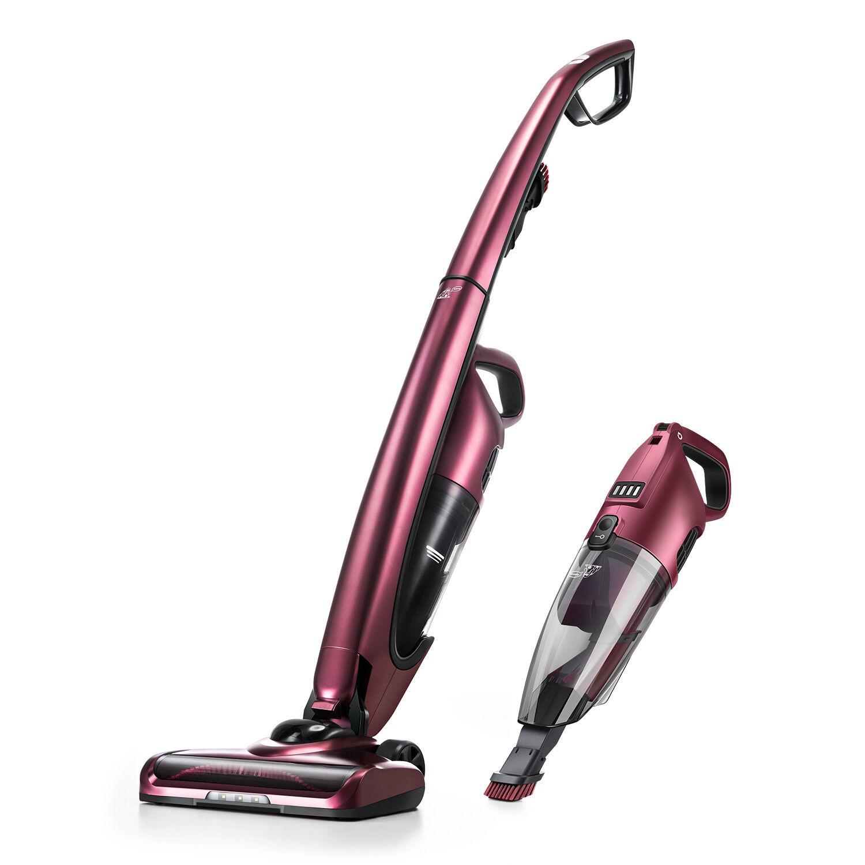PUPPYOO WP511US Cordless Vacuum Cleaner Stick 2 in1 Handheld