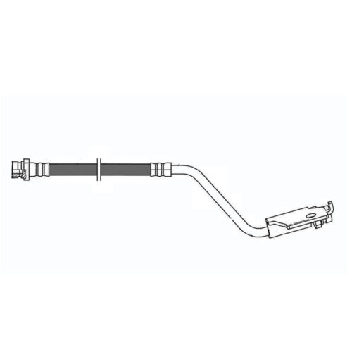 Brake Hydraulic Hose Rear Right Upper Centric 150.62411 fits 04-07 Cadillac CTS