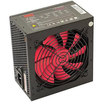 750 WATT Netzteil HKC® GAMER PC Computer ATX SATA PCI-E SILENT 12cm Lüfter 120mm