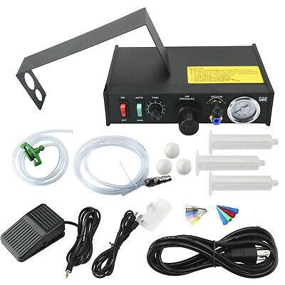 982a 110v Glue Dispenser Machine Solder Paste Manual Mode Semi-automatic Mode