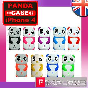 CUTE-SILICONE-PANDA-SOFT-CASE-FOR-IPHONE-4-4G-4S-SAFARI-GEL-COVER-ANIMAL-SKIN