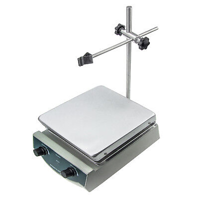 Hfs Magnetic Stirrer W Hot Plate Digital Thermostat 500w Heating 100-2000 Rpm